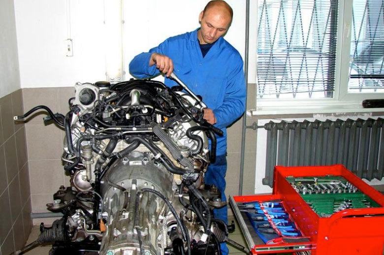 Своими руками капитальный ремонт двигателя