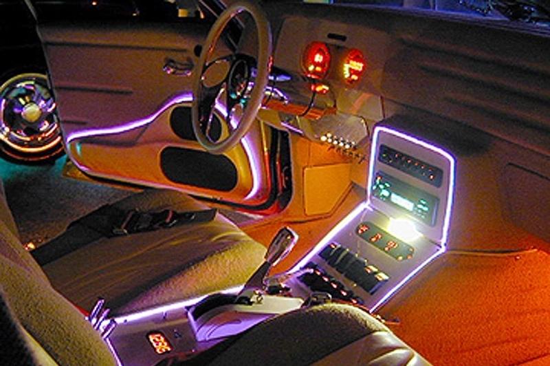 Светодиодная подсветка на автомобиль своими руками 90