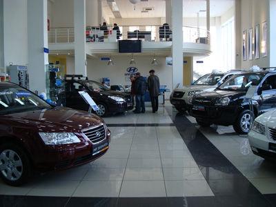 автосалон Автофан Hyundai