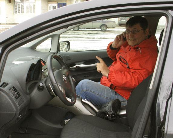 инструктор михаил skoda fabia easy driving
