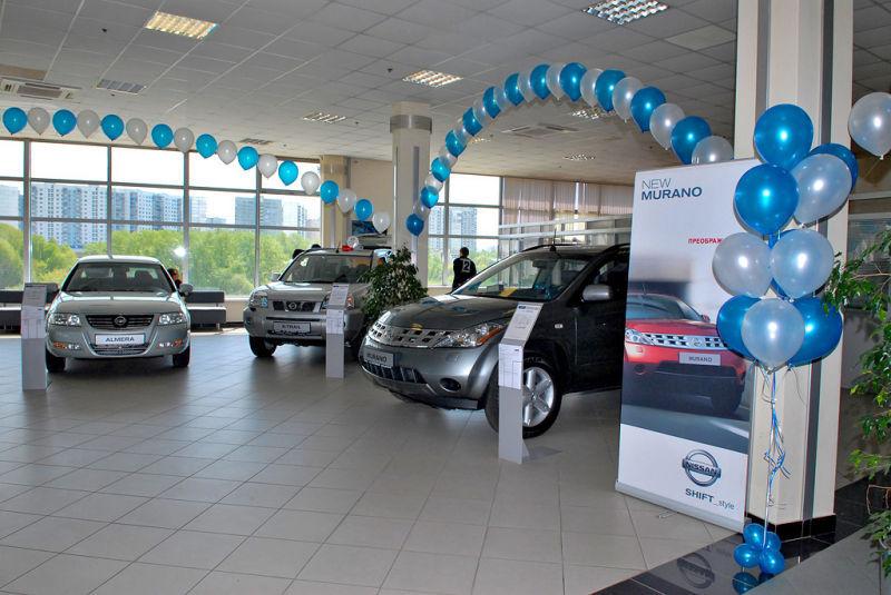 Купить автомобили nissan на севере