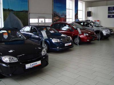 автосалон Автофан Chevrolet