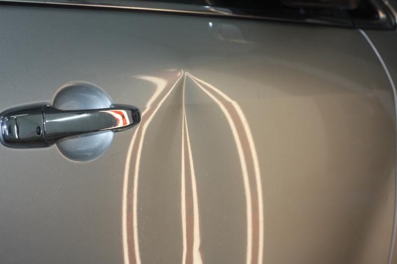 Как вытянуть вмятину на машине своими руками