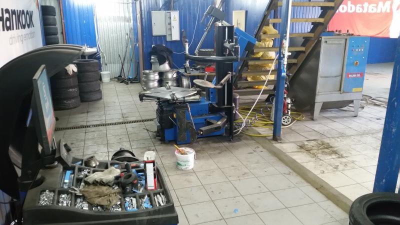 Как выбрать шиномонтажное оборудование